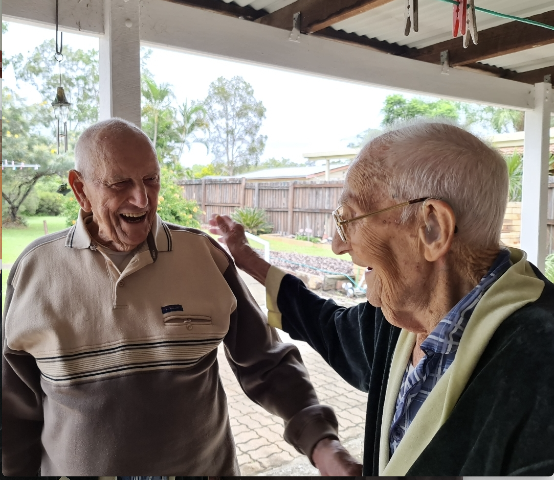 Ossie & Norm's story
